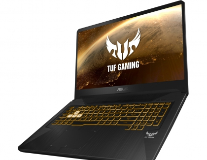 CES: New ASUS TUF Gaming FX505DY and FX705DY Laptops With New AMD Ryzen Processors Inside