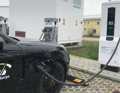 BMW and Porsche Unveil EV Charger That Gives 100 Kilometers of Range in 3 Minutes