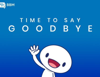 BlackBerry Messenger is Shutting Down