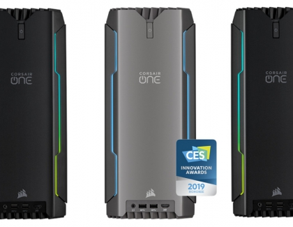 CORSAIR ONE PRO i180 Compact Workstation PC Released
