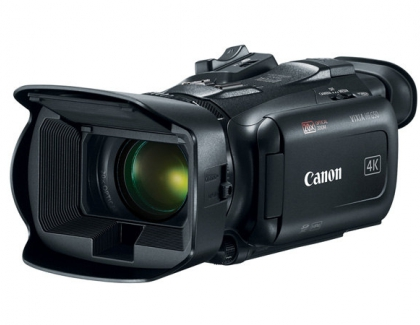 CES: Canon Introduces New 4K Camcorders, Portable Mini Projector