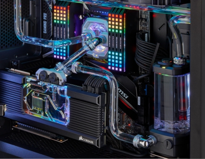 Corsair Introduces Hydro X Series