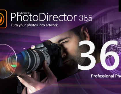 CyberLink Releases Subscription Version of the PhotoDirector