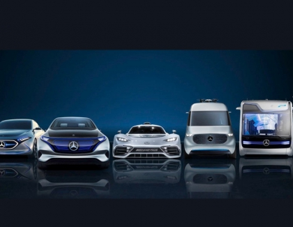 Daimler to Spend 20 Billion Euros in New Battery Cells