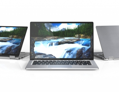 Dell Latitude 7400 2-in-1 Debuts at CES
