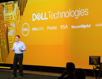 Dell Reports Rise in Revenue On Strong Server and PC Sales