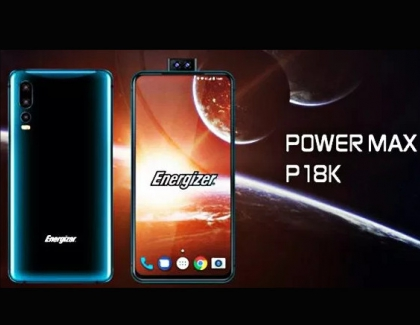Energizer's P18K Pop Smartphone Comes With a Massive  18,000mAh Battery