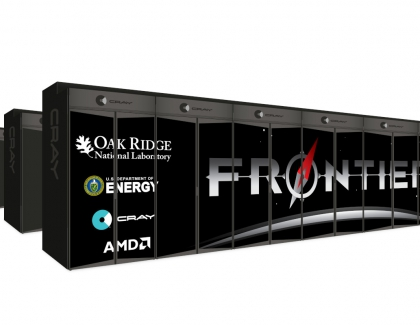 AMD and Cray to Create 1.5 Exaflops of AI and HPC Processing Performance in New Frontier Supercomputer