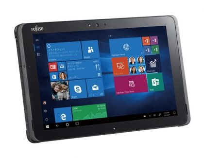 Fujitsu Launches 11 New Enterprise PC Models, Including Educational Tablet