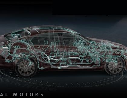 General Motors Debuts New Digital Vehicle Platform