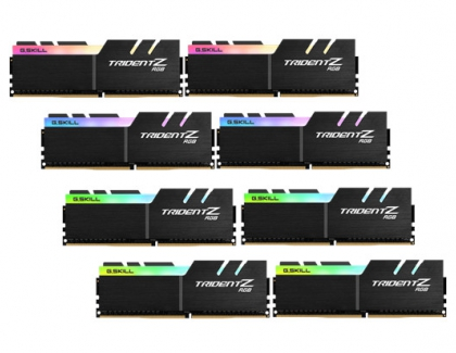 G.SKILL Announces DDR4-4266 64GB and DDR4-4000 128GB (8x16GB) Memory Kits