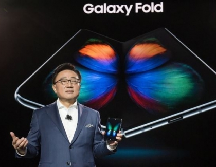 Samsung CEO Says Galaxy Fold Launch is Coming Soon