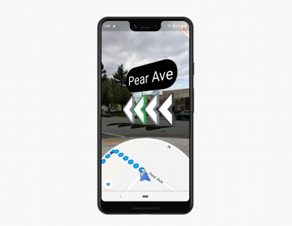 Google Uses Multiple Images, Street View Data and Machine Learning to Identify Your Position and Orientation in Google Maps