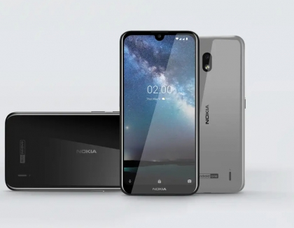 Nokia 2.2 Offers Advances in AI and Android for Just €99