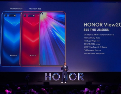 Huawei Targets European Expansion with Honor View20 Smartphone