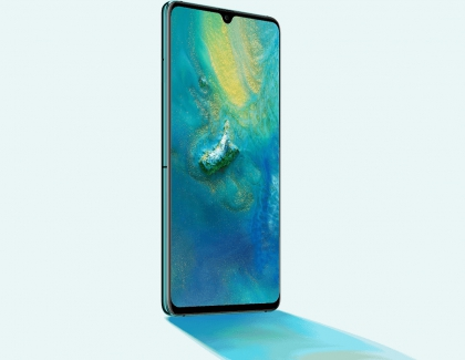 Huawei Mate 20 X 5G Smartphone Launched in China
