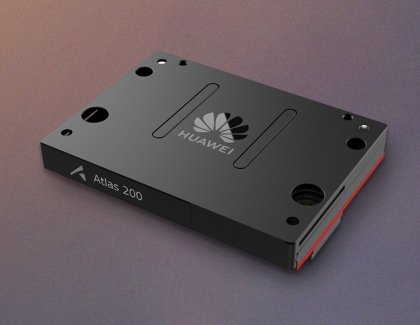 Huawei Launches the Atlas AI Computing Platform