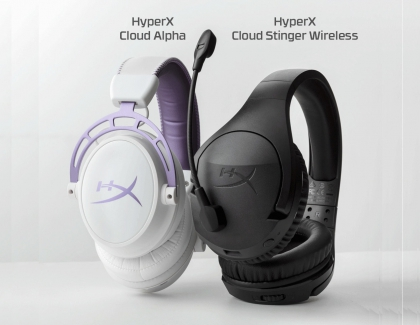 New HyperX Cloud Stinger Wireless Headset Costs Less Than $100
