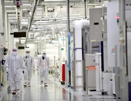 Intel Manufacturing Site Planning