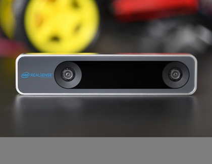 Intel Announces New RealSense Stand-Alone Inside-Out Tracking Camera