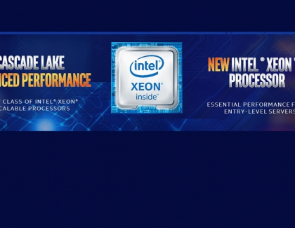 Intel Combines Optane Options with New MCP Cascade Lake and Xeon E-2100 Processors