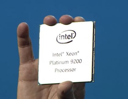 Intel Announces Broad Product Portfolio for Moving, Storing and Processing Data