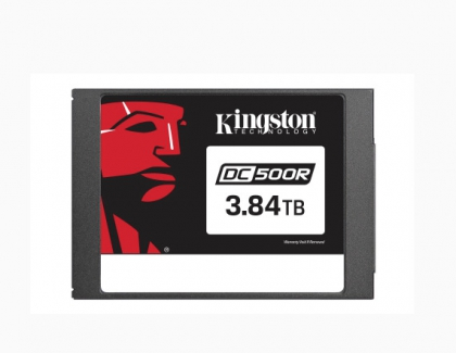 Kingston Launches New Data Center 500 Series SSDs Optimized for Read and Mixed-Use Workloads