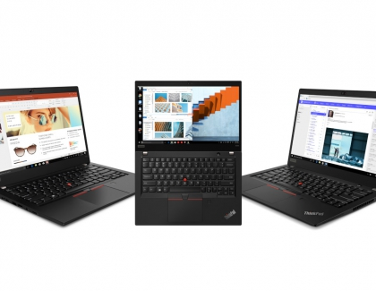 Lenovo Introduces AMD-powered ThinkPads