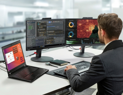 Lenovo Unveils New ThinkPad P Series Portfolio with Powerful 15-Inch Mobile Workstation