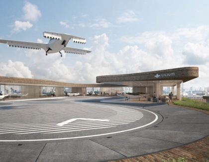 Lilium Reveals Jet-Powered Flying Taxi Following Maiden Flight