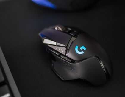 Logitech G Goes Wireless with New G502 LIGHTSPEED Gaming Mouse