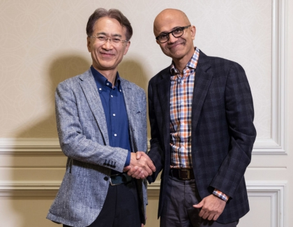 Sony and Microsoft to Collaborate on Cloud-based Gaming