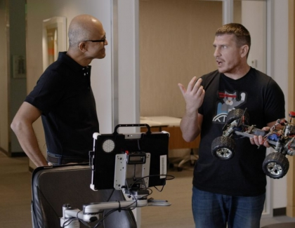 Windows 10 Eye Control Technology Empowers people With Disabilities