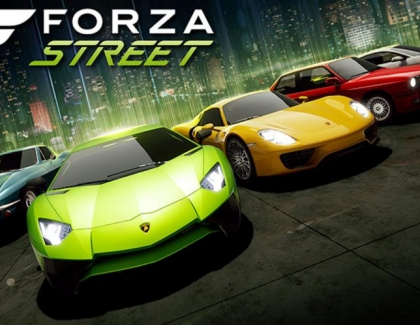 'Forza Street' Now Available for Windows 10 and Mobiles