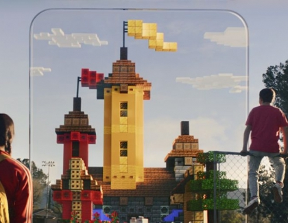 Microsoft Announces AR-enabled Minecraft Earth Game