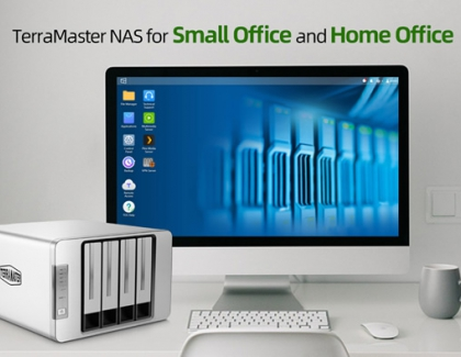 NAS for Professionals in Small Office