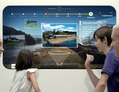 DoCoMo to Bring AR Windows to Japanese Trains