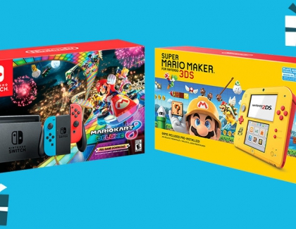 New Nintendo Switch and Nintendo 2DS Bundles for Black Friday