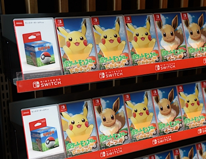 Nintendo Puts Hopes in New Pokemon 'Let's Go Pikachu' and 'Let's Go Eevee' Games