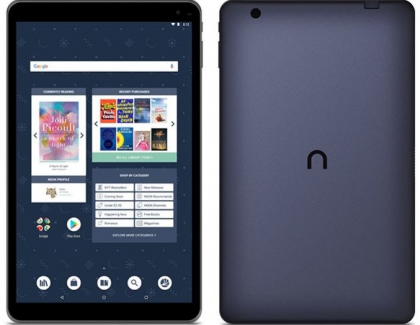 "Barnes & Noble Introduces New 10.1"" NOOK Tablet"