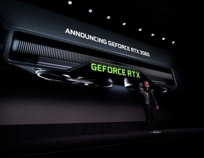 CES: Nvidia Brings Ray Tracing to Laptops With the GeForce RTX 2060, Announces G-SYNC Compatible Monitors and BFGD Pre-Orders