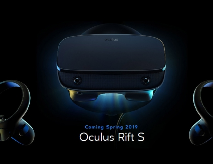 Oculus Rift S PC VR Headset Coming This Spring