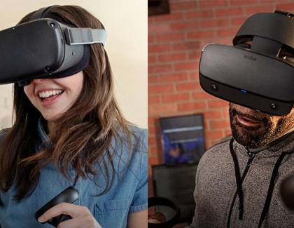 Oculus Quest and Rift S Are Now Available