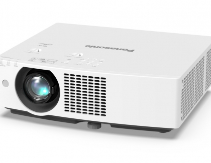 Panasonic Introduces Lightweight Portable LCD Laser Projectors