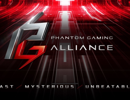 ASRock teams Up With Cooler Master and Teamgroup on Phantom Gaming Alliance
