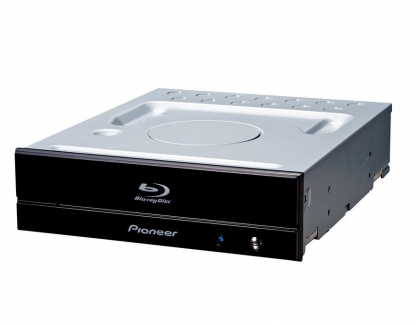 Pioneer's New BDR-S12J-X and BDR-S12J-B Blu-ray Disc Recorders Coming Next Month