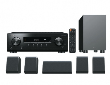 Pioneer Releases $500 HTP-076 Home Theater Package