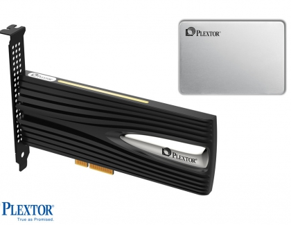 PLEXTOR Debuts New Consumer SSDs at CES 2019