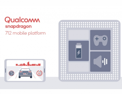 Qualcomm 712 Brings Faster CPU Cores, Quick Charge 4+