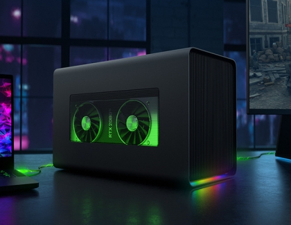 Razer Supercharges Windows laptops and MacBooks with the new Core X Chroma External Graphic Enclosure